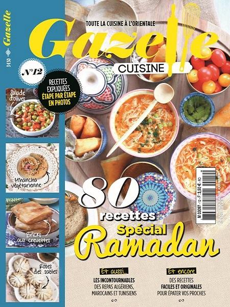 Gazelle cuisine 12 mai 2016 80 recettes pour le ramadan - Cuisine maghrebine pour ramadan ...