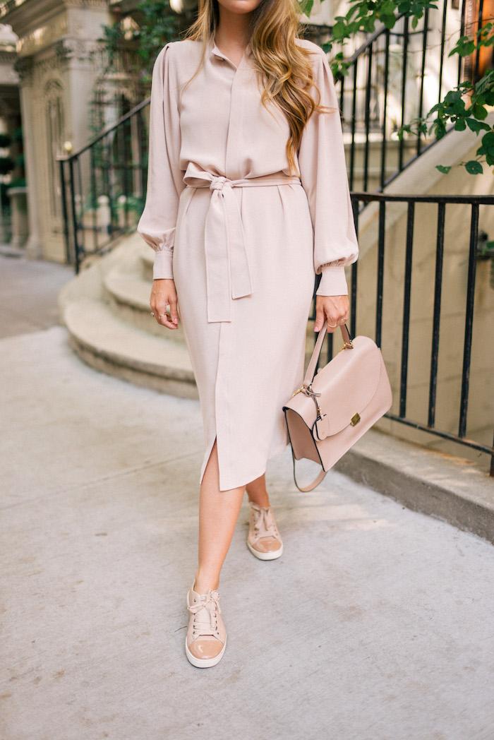 Street RobeGazellemag StyleComment Une Des Avec Baskets Porter FJTKc513lu