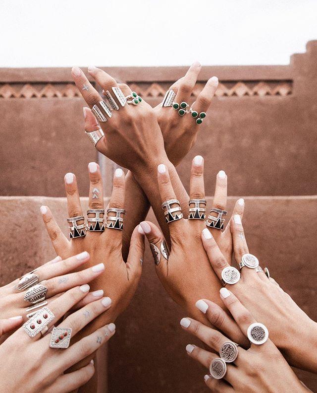 3 boutiques de bijoux berbères à découvrir