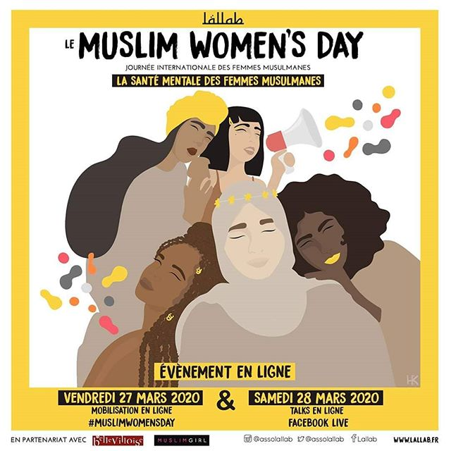 la journée internationale des femmes musulmanes