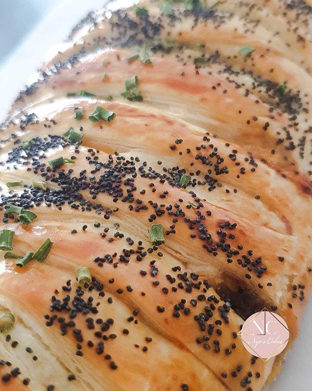 recette feuilleté à la viande hachée