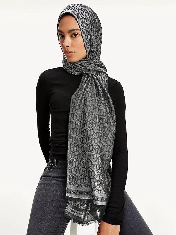 hijab tommy hilfiger
