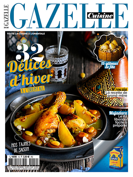 Gazelle Cuisine N°27
